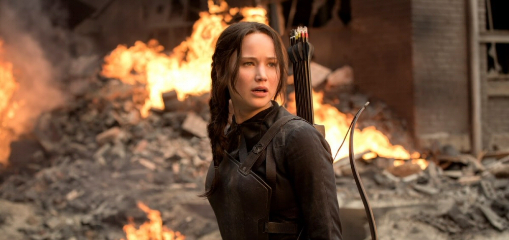 Wayhomer Review #181: The Hunger Games: Mockingjay Part 1