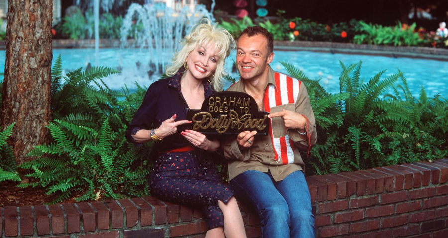 My Head Hurts: When Graham Norton Floated With Dolly Parton