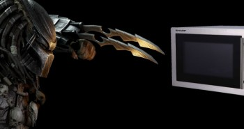 Predator vs. Microwave