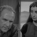 Jack Warden and Jean Marsh from Twilight Zone: The Lonely