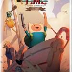 Adventure Time Islands DVD