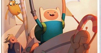 Adventure Time Islands DVD