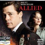 Allied 4K Ultra HD Blu-ray