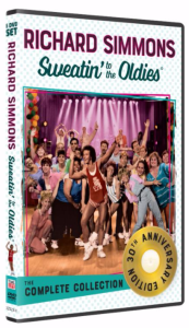 Richard Simmons Sweatin Oldies 30th Anniversary