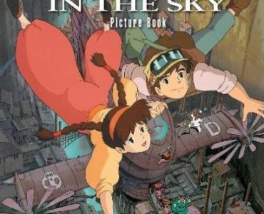Castle in the Sky Picture Book