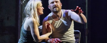 Rory Kinnear and Anne-Marie Duff in National Theatre Live: Macbeth