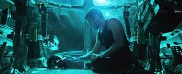 Robert Downey Jr. is Tony Stark/Iron Man in Avengers: Endgame