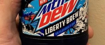 Mountain Dew Liberty Brew