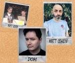 People I Met Online (PIMO) #1: Matt Cohen