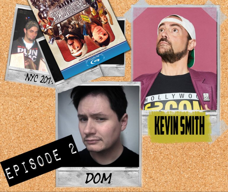 People I Met Online, a podcast by Dominik Hammes, Episode 2: Kevin Smith