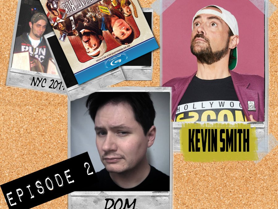 People I Met Online (PIMO) #2: Kevin Smith