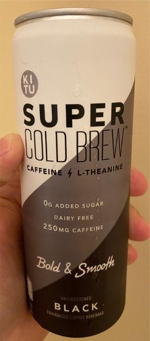 Kitu Super Cold Brew Black