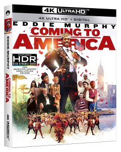 Coming to America 4K