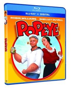 Popeye blu-ray