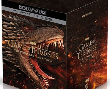 Game of Thrones 4K Boxed Set