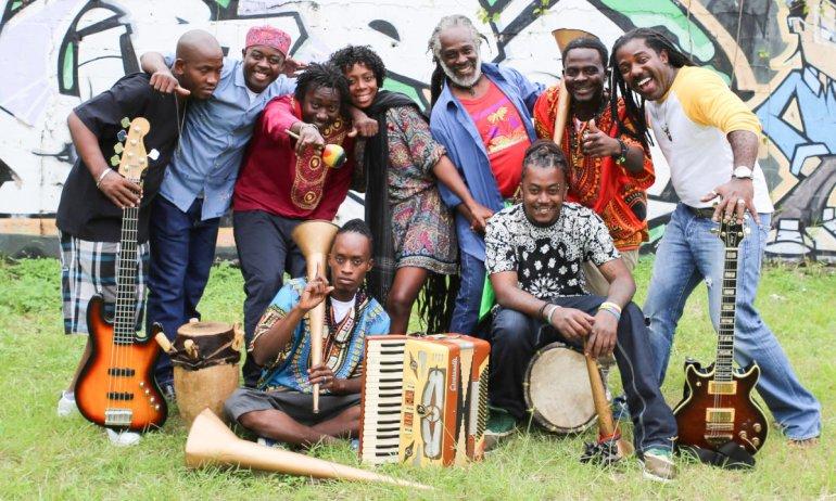 Lakou Mizik from Haiti