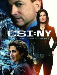 CSI : NY - The Complete Series