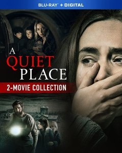 A Quiet Place 2-Movie Collection