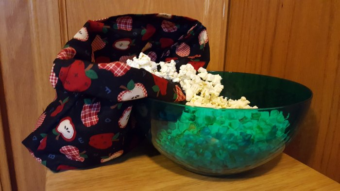Items I Sell on Etsy / Microwave Popcorn Bags