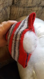 Make Your Own Snowman Pillows For Christmas Gifts