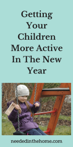 Getting Your Children More Active In The New Year