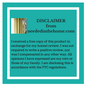 Disclaimer from neededinthehome.com