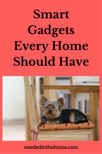 Smart Gadgets Every Home Should Have