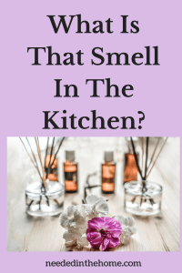 What Is That Smell? The 3 Most Common Offenders For Strange Smells In the Kitchen