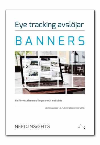 E-Book: Eye tracking avslöjar banners