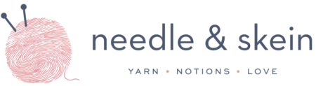 Needle and Skein Logo