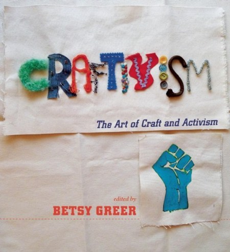 craftivism courtesy Arsenal Pulp Press