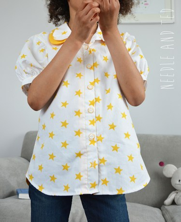 Jack and Jill star shirt5