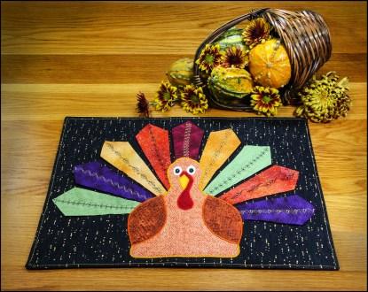 Hey Turkey! Finished Product