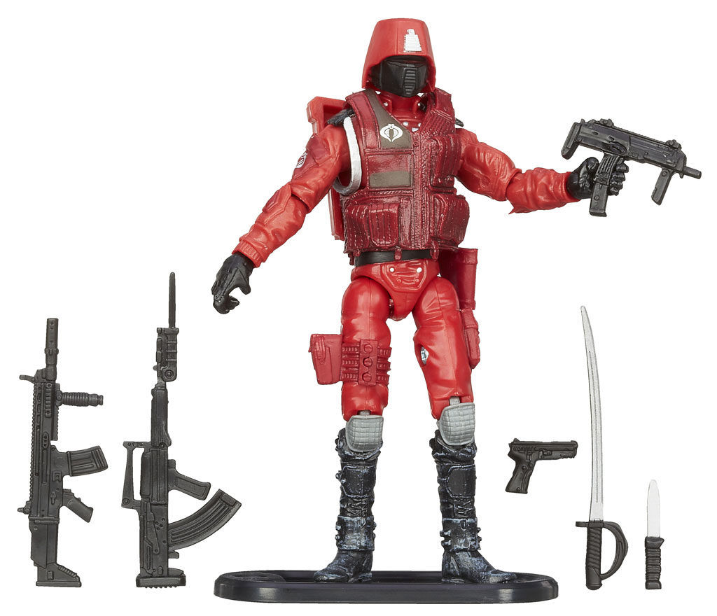 GI Joe Retaliation Wave 3.5 High-Res Images