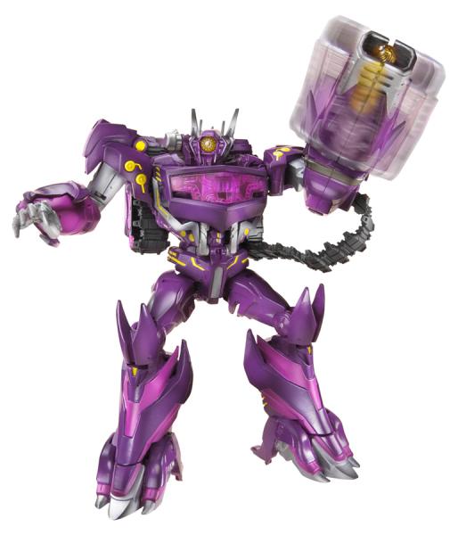 Transformer Exclusives Revealed: SDCC 2013