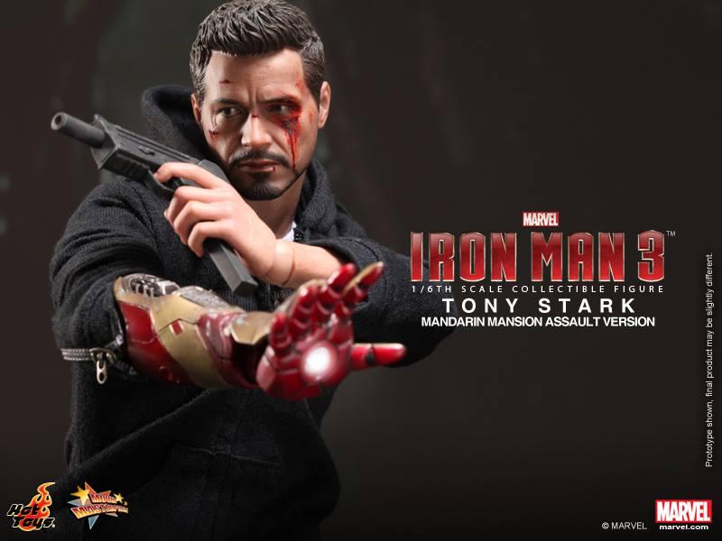 Iron Man 3: Tony Stark (Mandarin Mansion Assault Version)