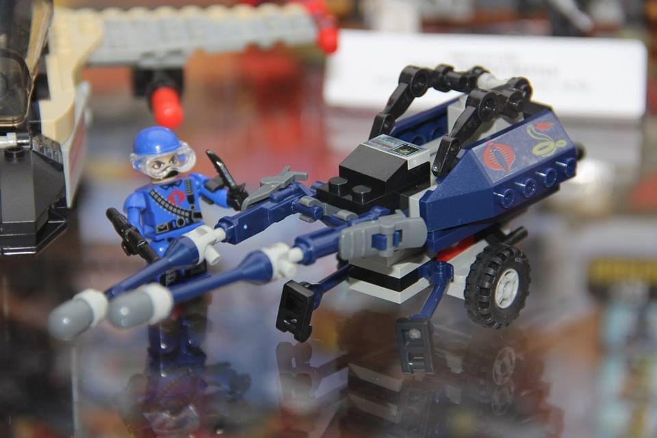 G.I.JOE Kreo SDCC 2013