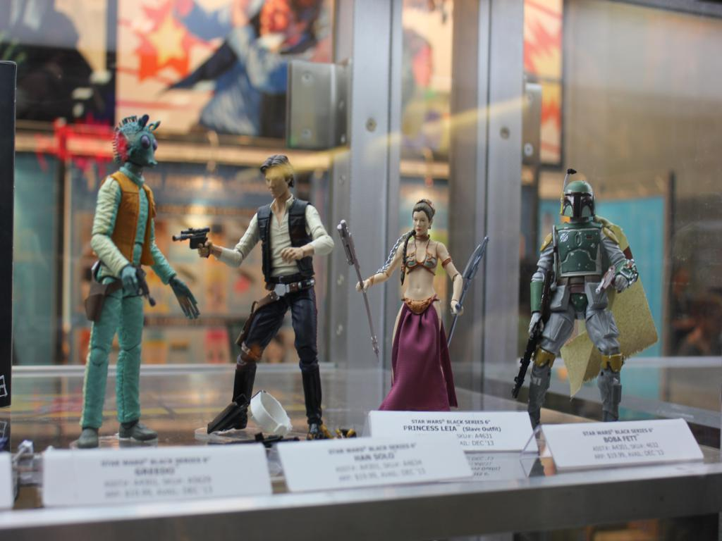 Hasbro SDCC 2013 Second Look: Star Wars
