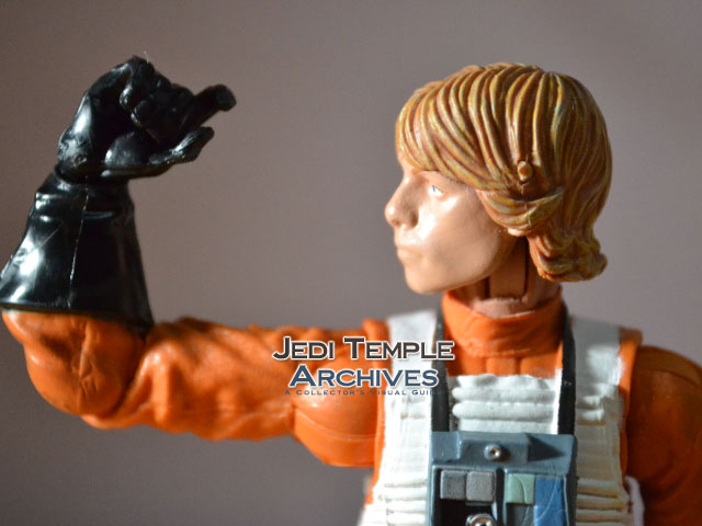 Star Wars Black Six Inch Loose Figure Images