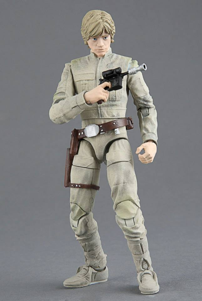 Star Wars Black Six Inch Figures Wave 3!