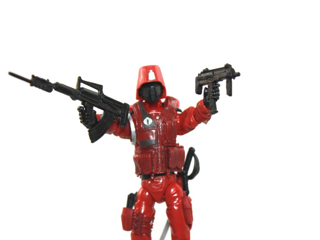 G.I. Joe Crimson Guard Review!