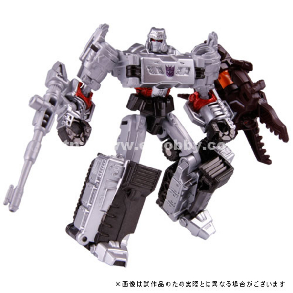 Official Images of Transformers Generations Megatron & Starscream