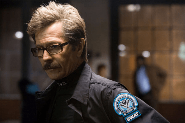 Commissioner Gordon to Star In His Own Show