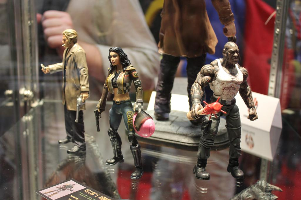 Simon Bisley Presents 13 Coins NYCC!