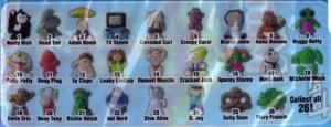 Minikins List