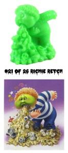 Minikins Richie Retch