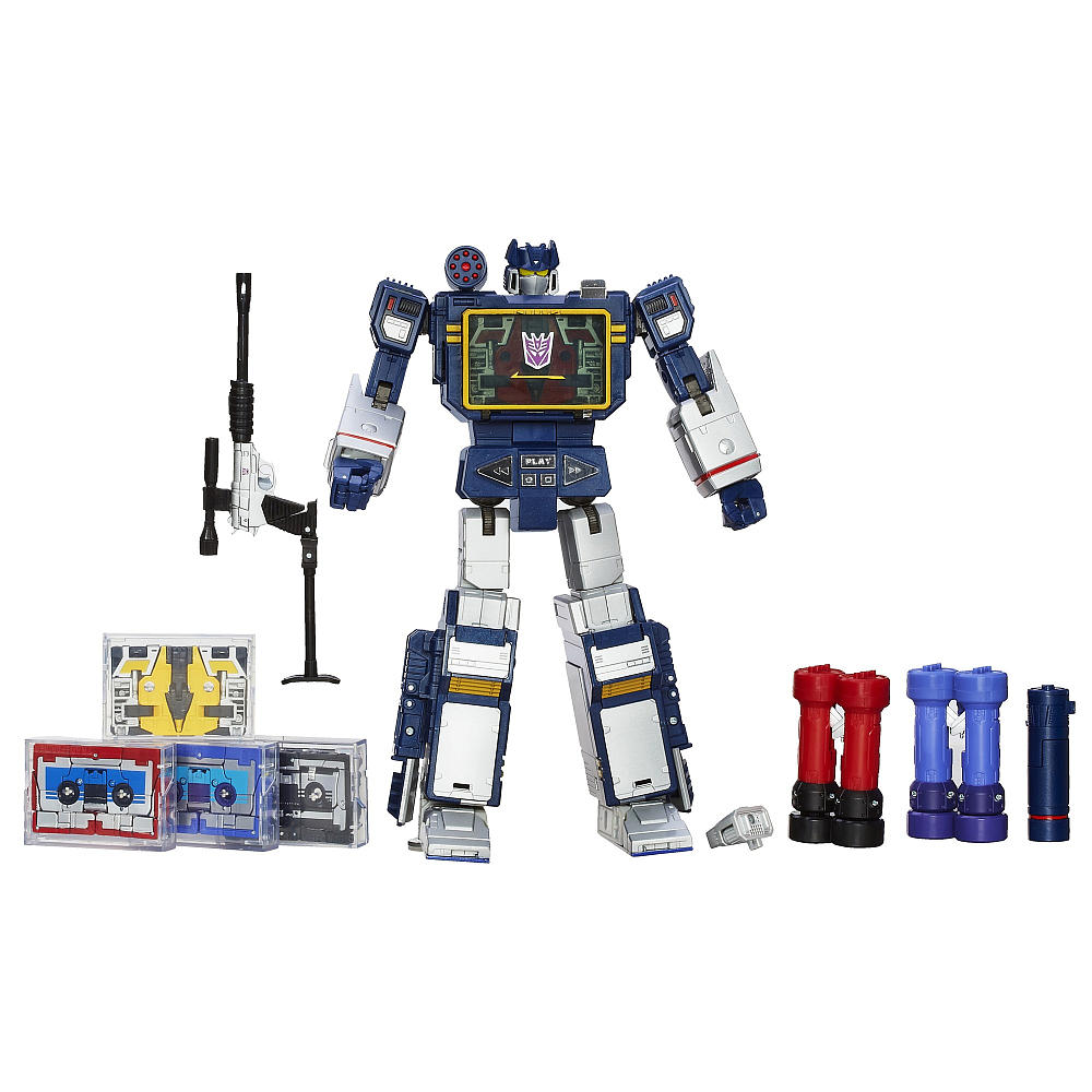 Masterpiece Soundwave Back on ToysRUs.com! Update****