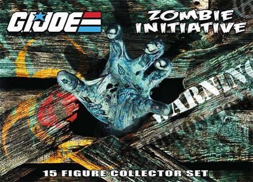 G.I. Joe Collectors Club Reveals Zombie Initiative Box Art