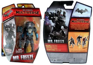DC Multiverse Freeze 01 Card