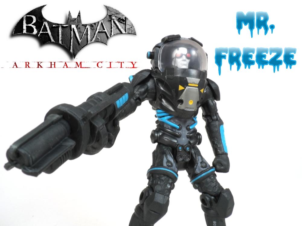 DC Comics Multiverse Mr. Freeze